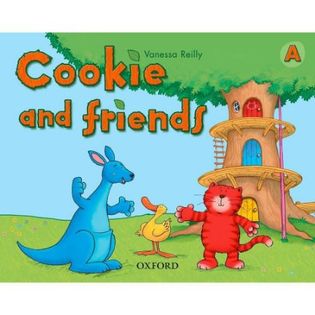 Cookie And Friends Student's Book A