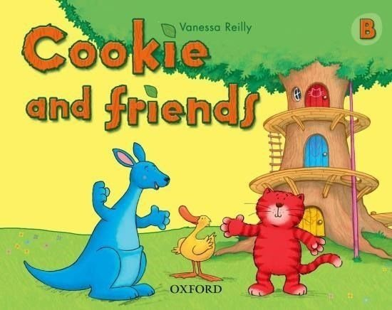Cookie And Friends Student's Book B