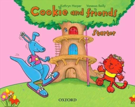 Cookie And Friends Student's Book Starter
