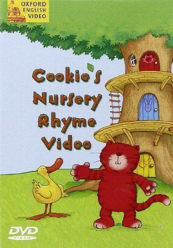 Cookie's Nursery Rhyme Video DVD