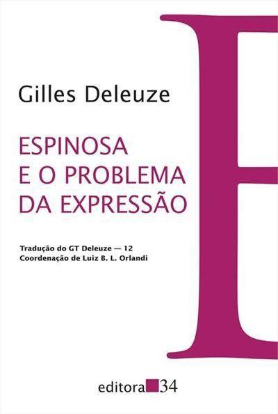 Espinosa E O Problema Da expressão