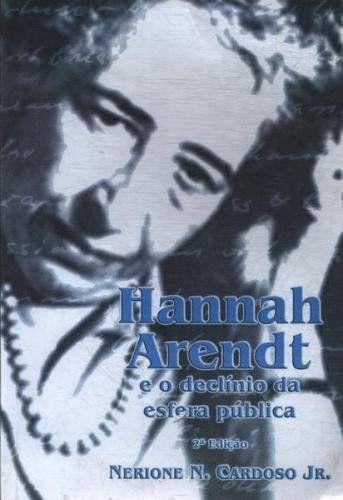 Hannah Arendt E O Declínio Da Esfera Pública