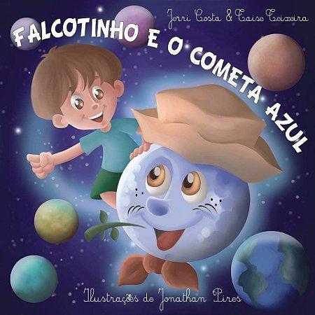 Falcotinho E O Cometa Azul