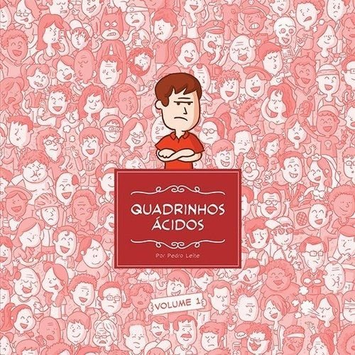Quadrinhos Ácidos - Volume 1