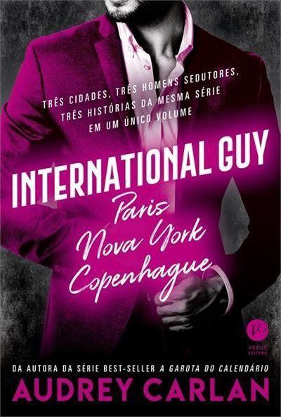 International Guy. Paris, Nova York, Copenhague - Volume 1 ( + Marcadores)