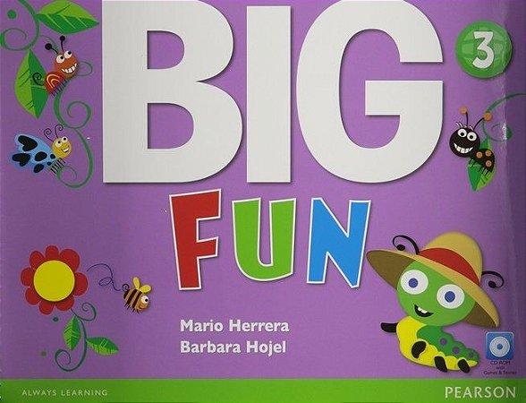 Big Fun. Student's Book. Per Le Scuole Superiori