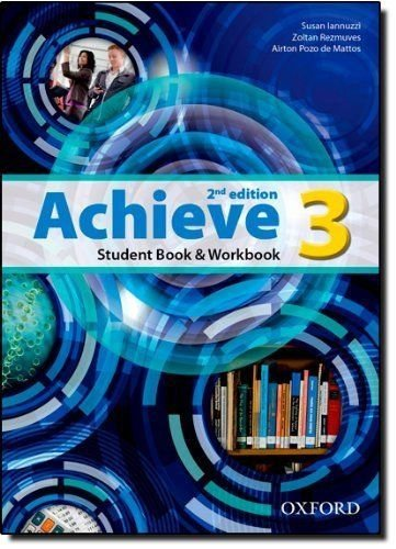 Achieve 3 Student's Book And Workbook - Second Edition