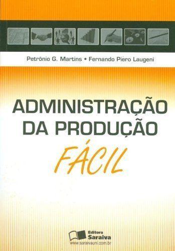 Administração Da Produção Fácil