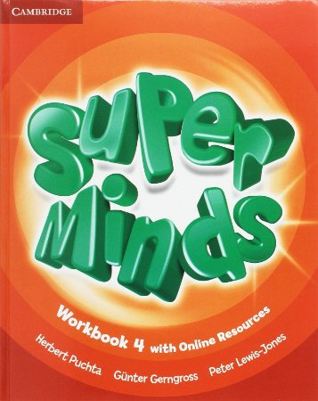 Super Minds Level 4 Workbook Pack With Grammar Booklet