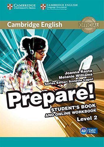 Cambridge English Prepare! Level 2