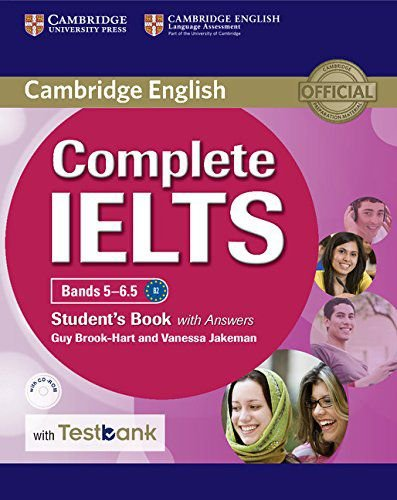 Complete Ielts Bands 5.6.5 B2 Workbook With Answers