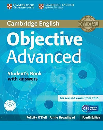 Objective Advanced Student's Book With Answers [With CDROM]