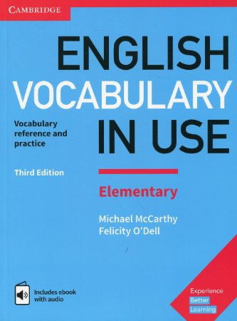 English Vocabulary In Use Book With Answers Elementary