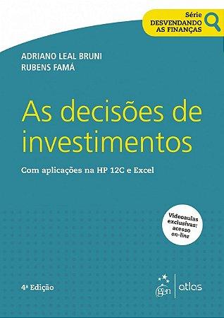 Série Desvendando As Finanças - As Decisões De Investimentos