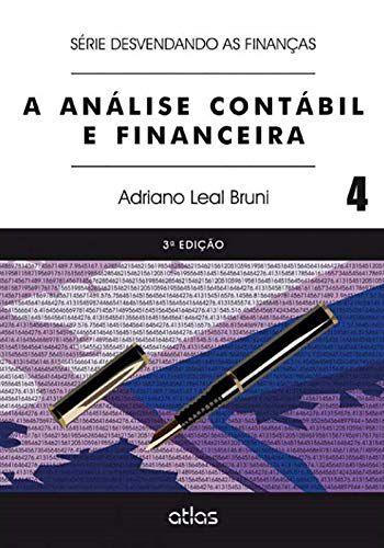 A Análise Contábil E Financeira - Vol. 4
