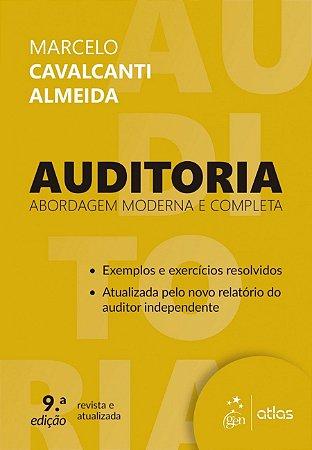 Auditoria - Abordagem Moderna E Completa