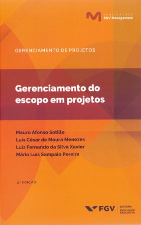 Mgm-Gproj-Gerenciamento Do Escopo Em Projetos Ed.4