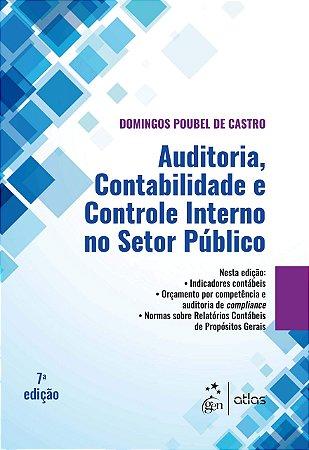 Auditoria, Contabilidade E Controle Interno No Setor Público