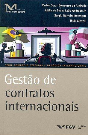 Gestão De Contratos Internacionais