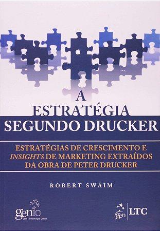 A Estratégia Segundo Drucker