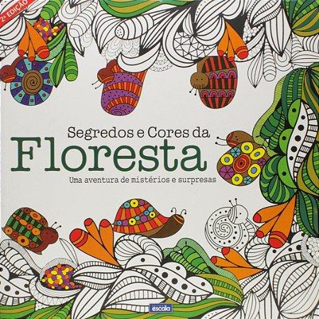 Segredos E Cores Da Floresta