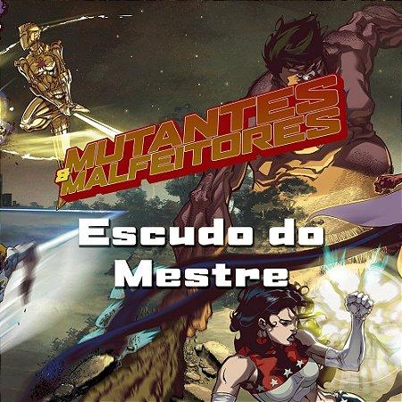 Mutantes E Malfeitores: Escudo Do Mestre