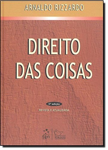 Direito Das Coisas - 5ª Edição