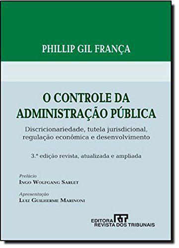 O Controle Da Administração Pública