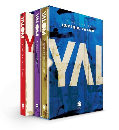 O Melhor De Irvin D. Yalom - Caixa