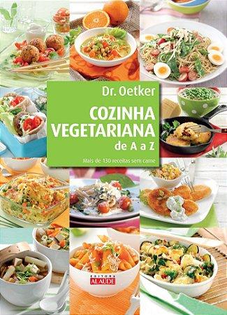 Cozinha Vegetariana de A a Z