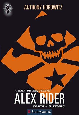Alex Rider Contra O Tempo 03 - A Ilha Do Esqueleto