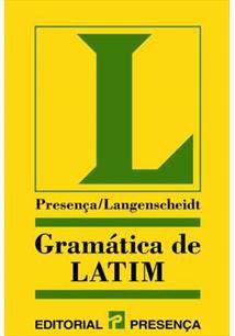 GRAMATICA DE LATIM - 2ªED.(2005)