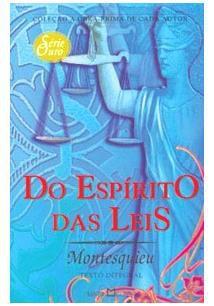 DO ESPIRITO DAS LEIS - 1ªED.(2003)