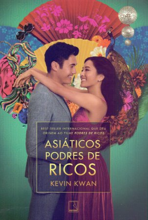 Asiáticos podres de ricos (Capa do filme): 1