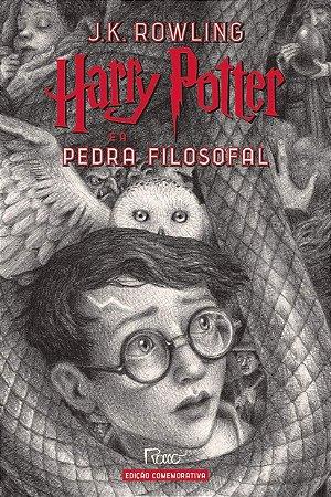 HARRY POTTER E A PEDRA FILOSOFAL – Edição Comemorativa dos 20 anos