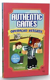 Authentic games: Operação resgate