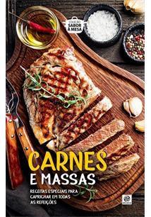 CARNES E MASSAS - 1ªED.(2019)