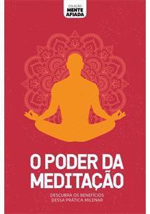 O PODER DA MEDITAÇAO - 1ªED.(2019)