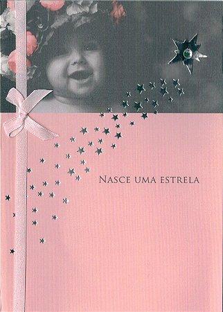 Cartão Nascimento- Handmade Beauty 61437