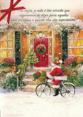 Cartão de Natal - Handmade Beauty 61622