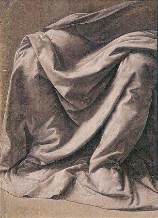 Cartão Seated Figure