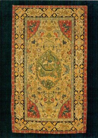 Cartão Carpet Decorated