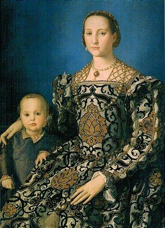 Cartão Bronzino