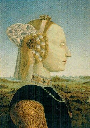 Cartão Piero della Francesca