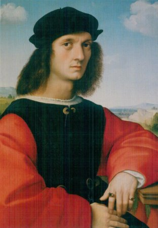 Cartão Raffaello