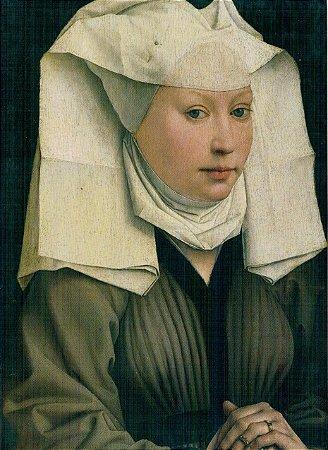 Cartão Rogier Van Der Weyden