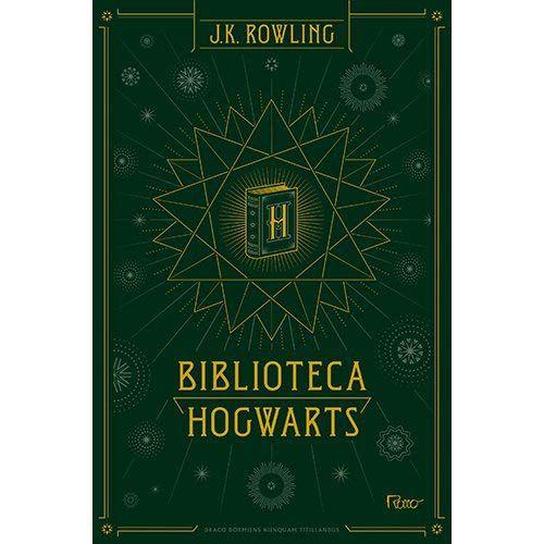 Box Biblioteca Hogwarts