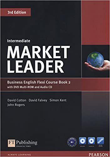 Market leader. Intermediate. Coursebook. Ediz. flexi. Per le Scuole superiori. Con espansione online.