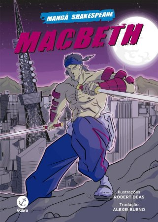 Macbeth (Mangá Shakespeare)