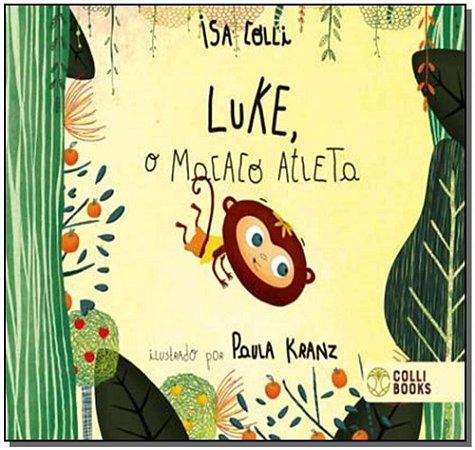 Luke o macaco atleta